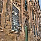 Valletta Building by Rosalie M