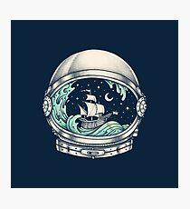 Spaceship Photographic Print