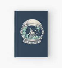 Spaceship Hardcover Journal