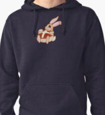 Hot Cross Bunnies - Navy Pullover Hoodie
