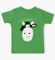 Dinosaur Jr Cow Kids Clothes