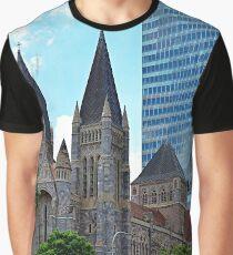 Business often overlooks religion Graphic T-Shirt