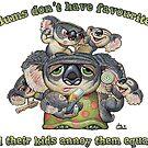 Koala Mum - Favourites by iancoate