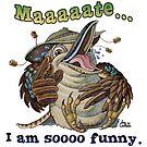Kookaburra - Mate  by iancoate
