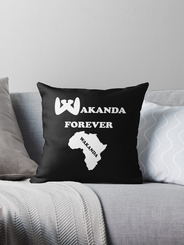 Wakanda Forever crossed arms by MainBrainWorks