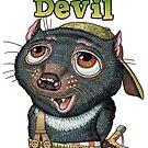 Little Aussie Devil by iancoate