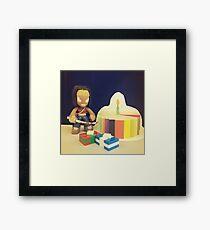 Michonne Birthday Framed Print