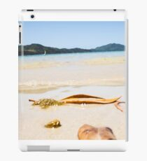 Oh To Be Washed Ashore iPad Case/Skin