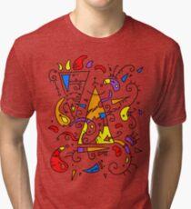 Artistic t-shirt Tri-blend T-Shirt