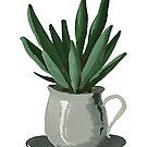 House Plant 3 by teekastreasures
