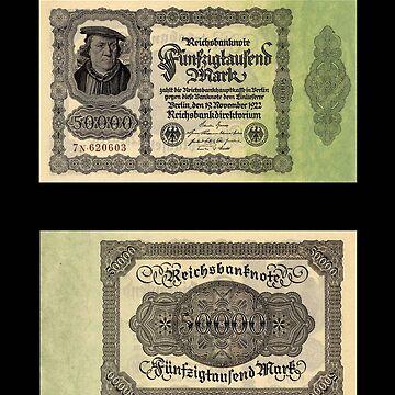 Germany 1922 by Hawker