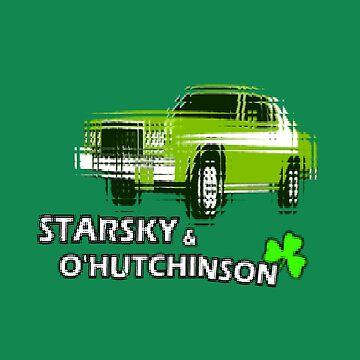 Starsky & O'Hutchinson by Irish-Nostalgia