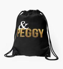And Peggy Unique Hamilton US History T-Shirt Drawstring Bag