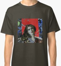 Red girl Classic T-Shirt