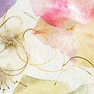Hydrangea in Ice - 3 by Ann Garrett