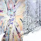 Angel Surfacing by Diane  Marie Kramer