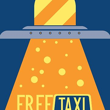 Free Taxi Ride by ExpApparel