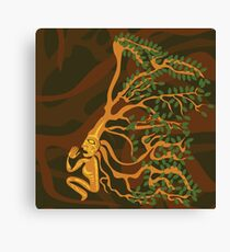 Arbutus Women Canvas Print
