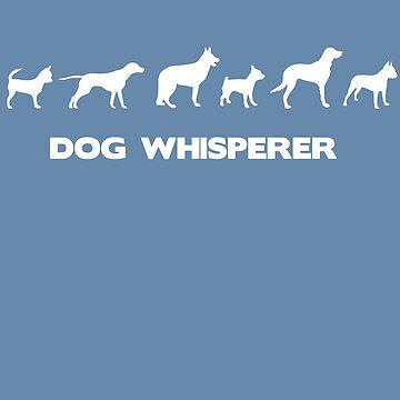 Dog Whisperer by MazzaLuzza