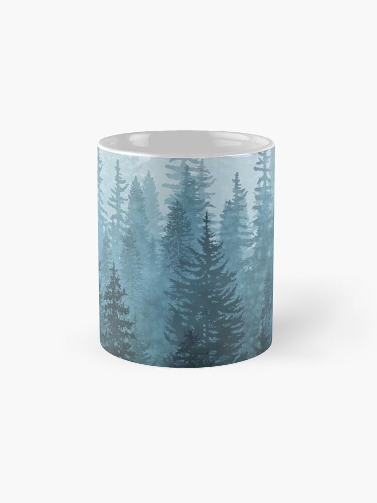 Vista alternativa de Taza Mi Misty Secret Forest
