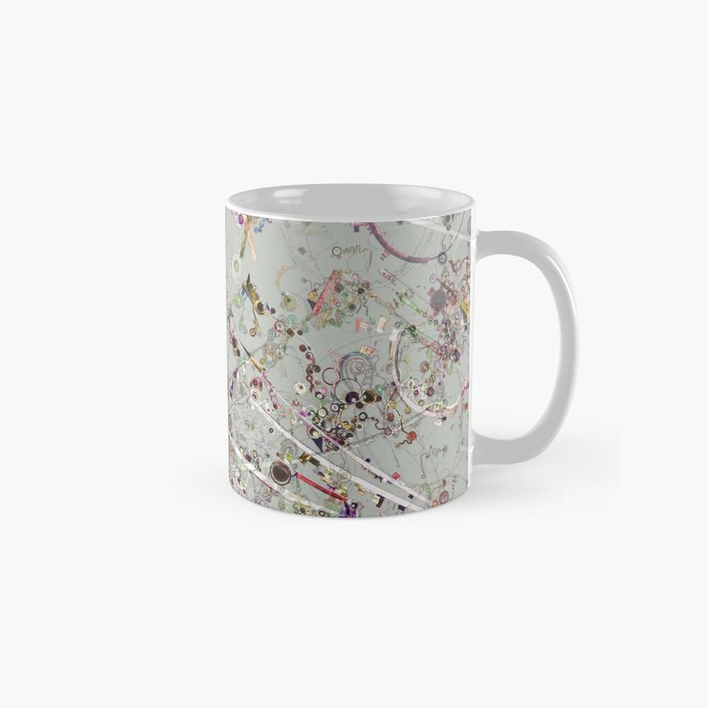 Alien Microbes Mug