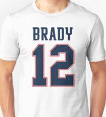 BRADY 12 Slim Fit T-Shirt