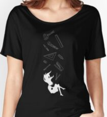 HITAGI Women's Relaxed Fit T-Shirt