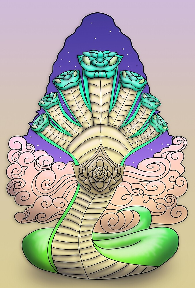 Naga Viper by itsmidnight