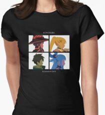 BOUKENSHA DAYS Women's Fitted T-Shirt