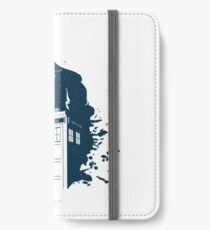 David Tennant Doctor Who Art iPhone Wallet/Case/Skin