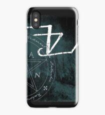 Solomon's Angel  iPhone Case