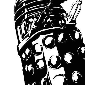 Dalek by AlexBowman314