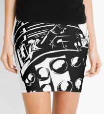 Dalek Mini Skirt