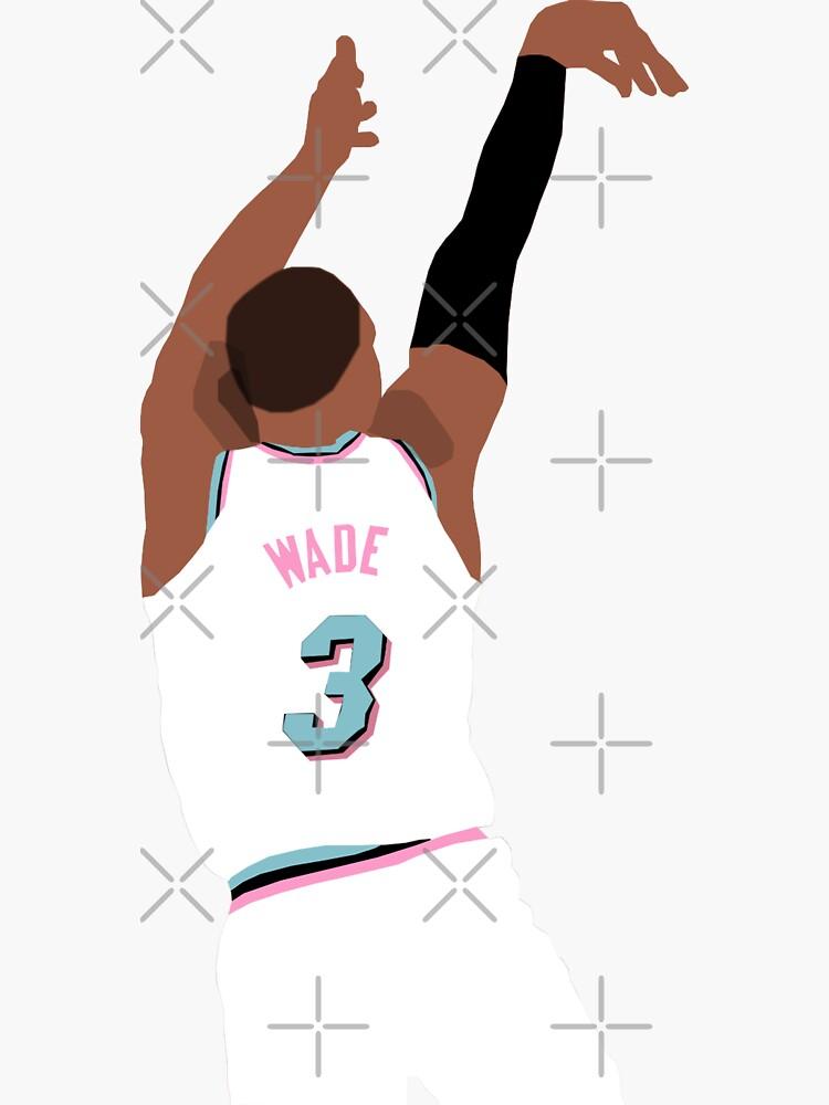 Wade Miami Vice von nbagradas