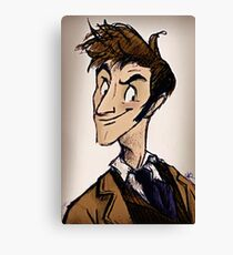 New New Doctor Canvas Print