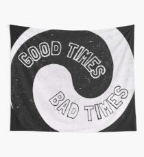 Led Zeppelin - Good Times, Bad Times Wall Tapestry