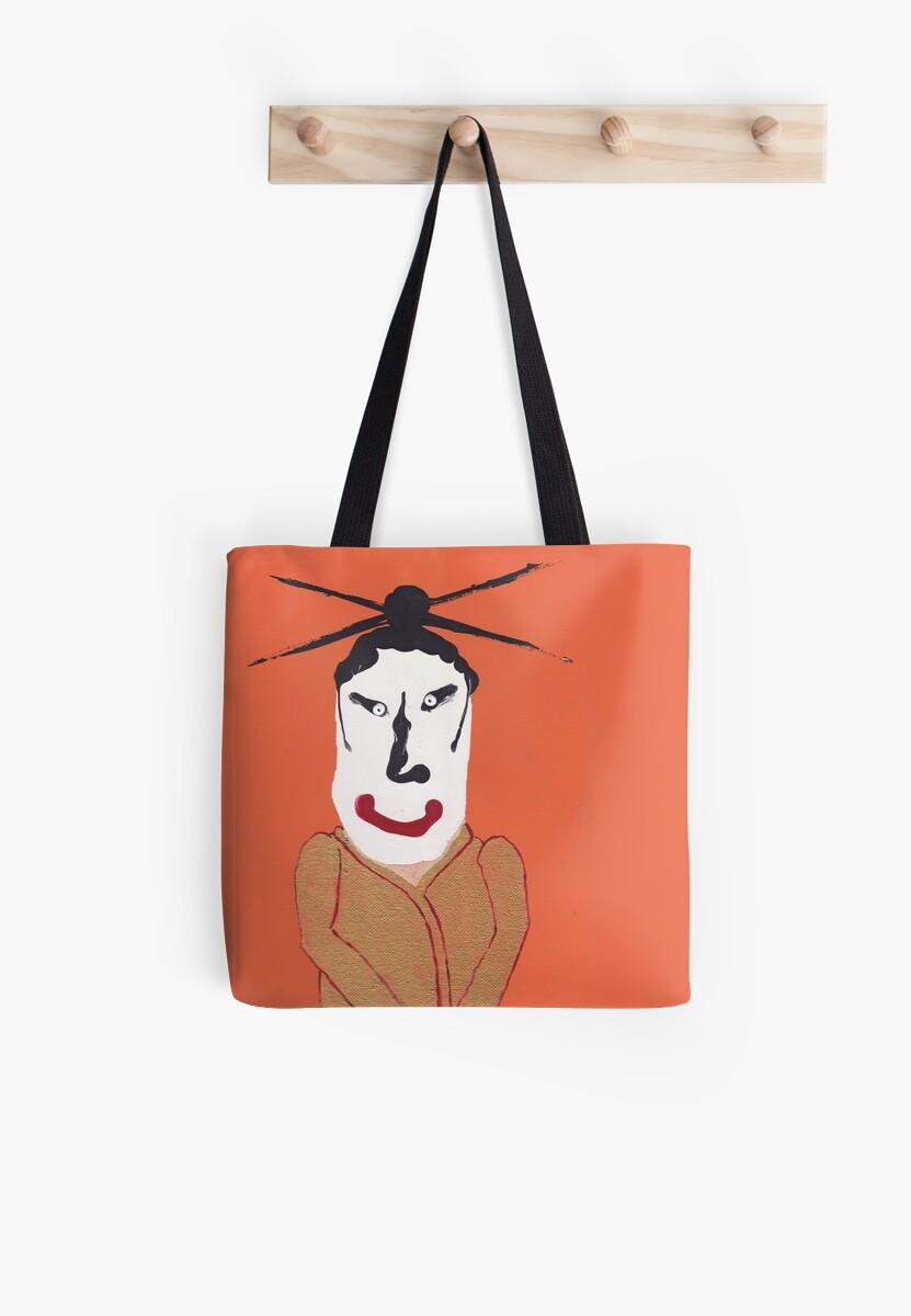 « Kabuki - Martin Boisvert - Face à flaques » par Martin Boisvert