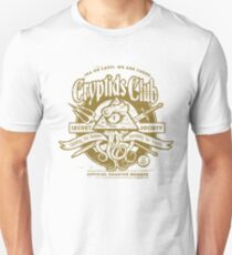 Cryptids Club (Light Shirt Version) Unisex T-Shirt