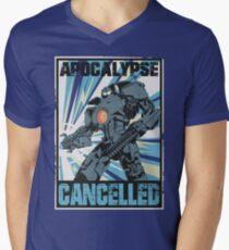 Apocalypse Cancelled Men's V-Neck T-Shirt