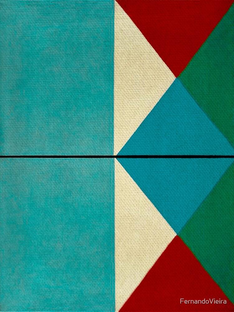 Geometric Thoughts 1  by FernandoVieira