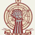 Dog of the Military: Full Metal by Prismic-Designs