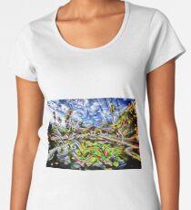 Balboa Park Surrealism Women's Premium T-Shirt