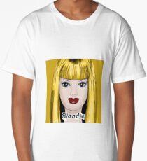 Blondie Barbie Long T-Shirt