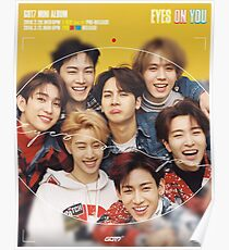GOT7 (갓세븐) Eyes on You Poster