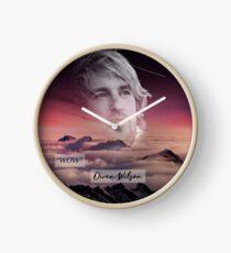"""WOW""  Owen Wilson Clock"