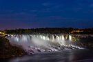 The Falls by John Velocci