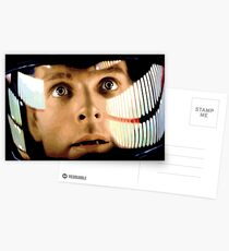2001 A Space Odyssey - Space Opera Postkarten