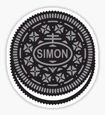 Simon Spier Oreo Sticker