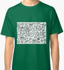World of squares Classic T-Shirt