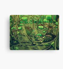 Giants' Forest Canvas Print